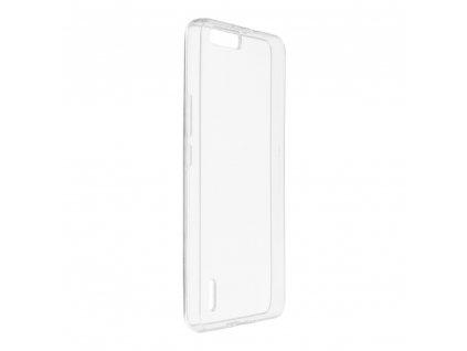 Pouzdro Back Case Ultra Slim 0,3mm - HUAWEI Honor 6 Plus 2016 transparentní