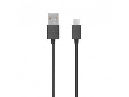 Originální Kabel USB - SONY UCB20 micro USB typ C bulk - černý