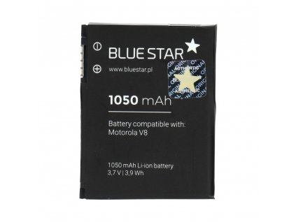 Baterie Blue Star Motorola V8, V9, U9 (BX40) 1050mAh Li-Ion BS(Premium)
