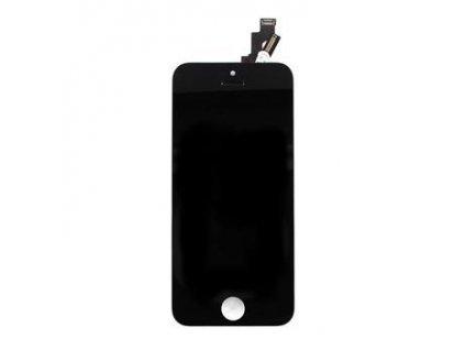 iPhone 5S LCD Display + Dotyková Deska, sklo - černé - OEM