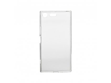 Pouzdro Back Case Ultra Slim 0,3mm - Sony Xperia XZ Premium transparentní