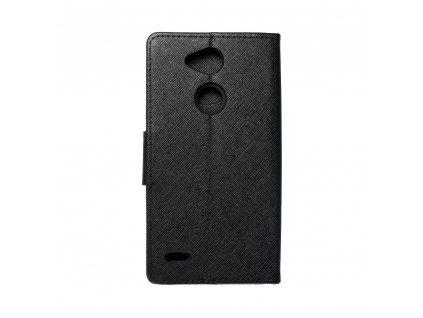 Fancy pouzdro Book - LG X-power 2 černé