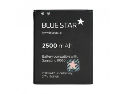 Baterie Blue Star Samsung i9082 Galaxy Grand, i9060 Galaxy Grand Neo 2500mAh Li-Ion BS(Premium)