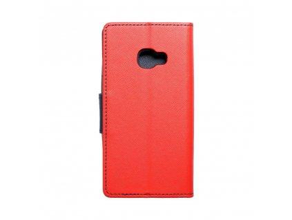 Fancy pouzdro Book - Samsung Xcover 4 - modro/červené