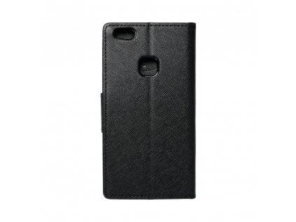 Fancy pouzdro Book - Huawei P10 Lite černé