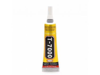 Víceúčelové lepidlo T-7000 15ml pro opravy elektroniky - černé