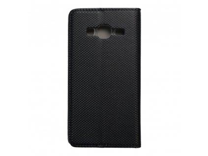Pouzdro Smart Case Book Samsung Galaxy J3 (2016) černé