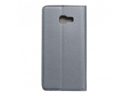 Pouzdro Smart Case Book Samsung Galaxy A5 (2017) metalické