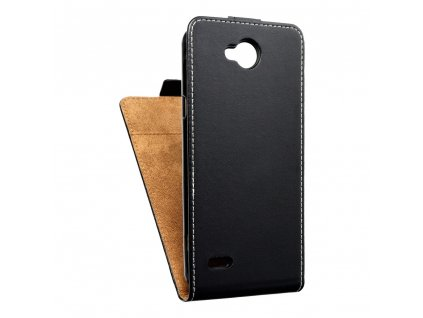 Forcell pouzdro Slim Flip Flexi FRESH pro LG X-power 2 černé