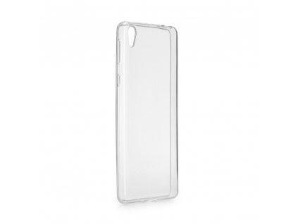 Pouzdro Back Case Ultra Slim 0,5mm - Sony Xperia L1 - transparentní
