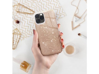 Pouzdro Forcell SHINING Apple Iphone 6/6S zlaté