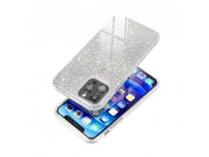 "Pouzdro Forcell SHINING Apple Iphone 7 PLUS (5,5"") stříbrné"