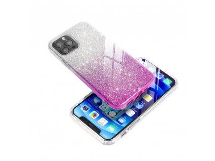 "Pouzdro Forcell SHINING Apple Iphone 7 PLUS (5,5"") růžovo zlaté"