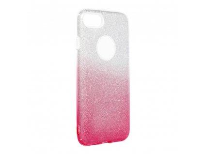 "Pouzdro Forcell SHINING Apple Iphone 7 (4,7"") růžovo zlaté"
