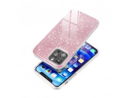 "Pouzdro Forcell SHINING Apple Iphone 7 PLUS (5,5"") růžové"