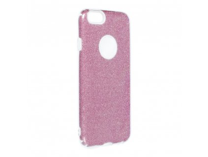 Pouzdro Forcell SHINING Apple Iphone 6/6S růžové