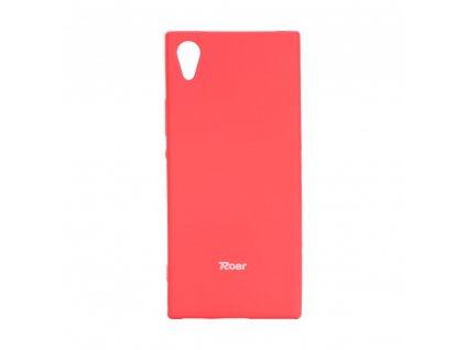 Pouzdro Roar Colorful Jelly Case Sony Xperia XA1 růžové