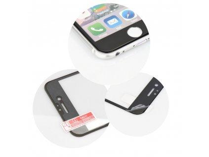 Forcell Tvrzené sklo 5D Full Glue pro Apple iPhone 6/ 6s Plus - černé