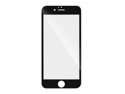 "Forcell Tvrzené sklo 5D Hybrid Full Glue Glass - Apple iPhone 6/6S 4,7"" - černé"