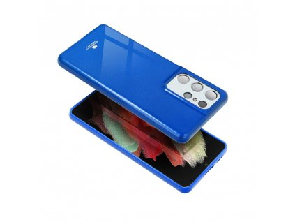 Pouzdro Goospery Mercury Jelly pro Apple iPhone 8 - modré