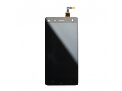 LCD displej + dotyková deska pro Xiaomi Mi4 - černá