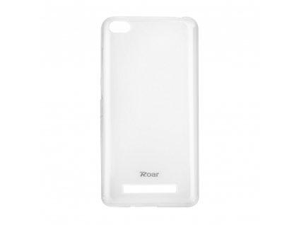 Pouzdro Roar Transparent Tpu Case pro Xiaomi Redmi 4A - Transparentní