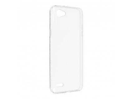 Forcell pouzdro Back Ultra Slim 0,5mm pro LG Q6 - transparentní