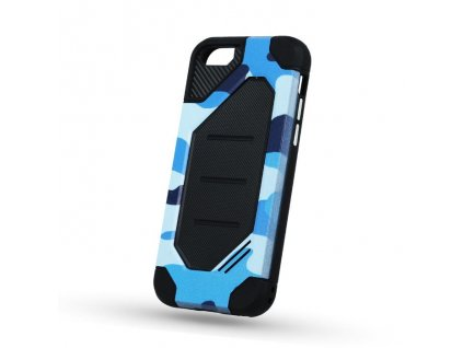 71699 obrnene pouzdro forcell army pro apple iphone 7 8 modre