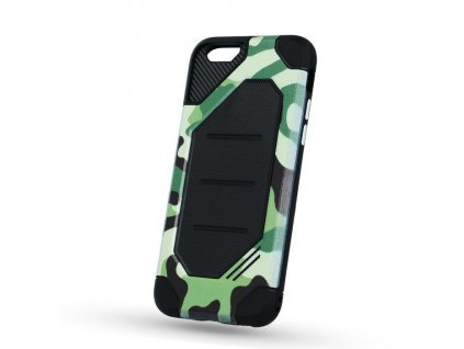 71702 obrnene pouzdro forcell army pro apple iphone 7 8 zelene