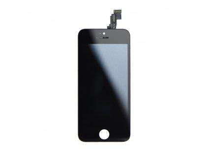 Apple iPhone 5C LCD Displej + Dotyková deska černá - (HQOEM)