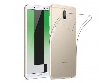 Forcell pouzdro Back Ultra Slim 0,5mm pro Huawei Mate10 Lite - transparentní