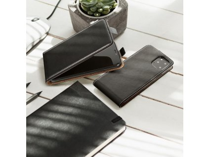 Forcell pouzdro Slim Flip Flexi FRESH pro Nokia 2 - černé