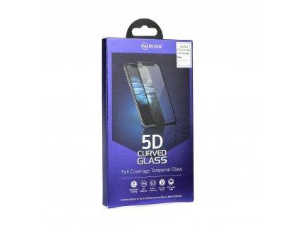 Tvrzené sklo 3D Roar Glass Samsung Galaxy S8 (For Wallet Case) Plus Transparent