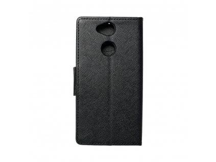 Fancy pouzdro Book - Sony Xperia XA2 - černé