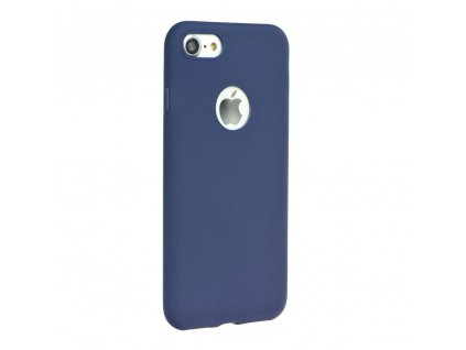 Pouzdro Forcell SOFT Apple Iphone 5/5S/SE tmavě modré