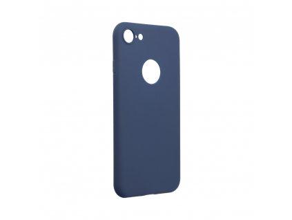 Pouzdro Forcell SOFT Apple Iphone 7 tmavě modré