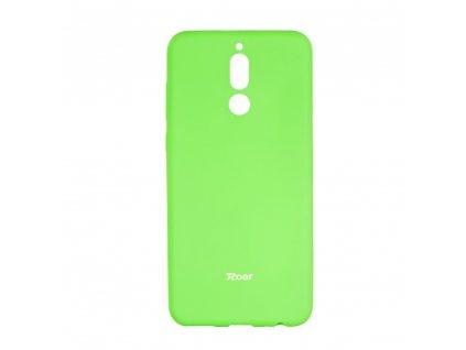 Pouzdro Roar Colorful Jelly Case - Huawei Mate 10 Lite Limonka