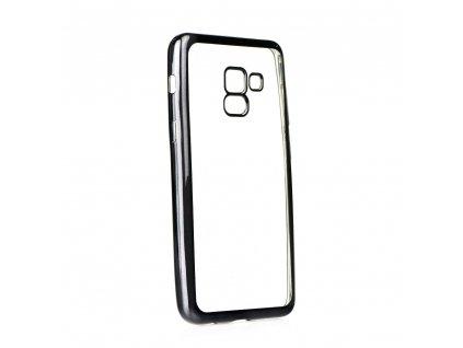 Pouzdro ELECTRO Jelly pro Samsung Galaxy A5 2018 černé