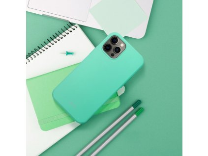 Pouzdro Roar Colorful Jelly Case - Huawei P Smart / Enjoy 7s mátové