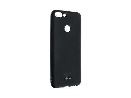 Pouzdro Roar Colorful Jelly Case - Huawei P Smart / Enjoy 7s černé