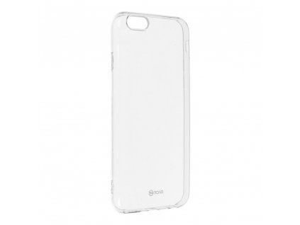 Pouzdro Roar Transparent Tpu Case pro Apple Iphone 6/6S transparentní