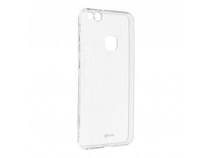 Pouzdro Roar Transparent Tpu Case pro HUAWEI P10 Lite transparentní