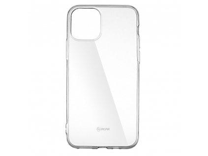 Pouzdro Roar Transparent Tpu Case pro Apple Iphone 5 / SE transparentní