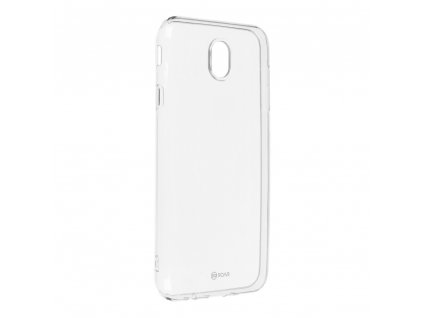 Pouzdro Roar Transparent Tpu Case pro Samsung Galaxy J7 (2017) transparentní