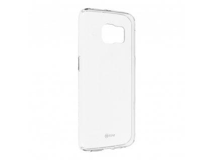 Pouzdro Roar Transparent Tpu Case pro Samsung Galaxy S6 EDGE (SM-G925F) transparentní