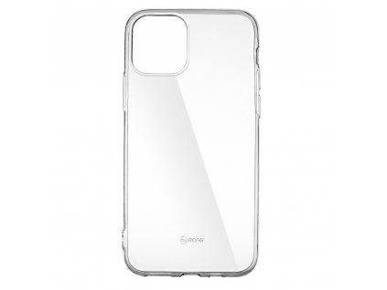 Pouzdro Roar Transparent Tpu Case pro Samsung Galaxy J3 (2016) transparentní