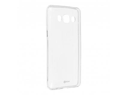 Pouzdro Roar Transparent Tpu Case pro Samsung Galaxy J5 (2016) transparentní