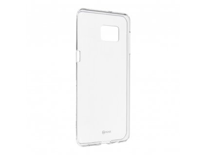 Pouzdro Roar Transparent Tpu Case pro Samsung Galaxy S6 EDGE+ (SM-G928) transparentní