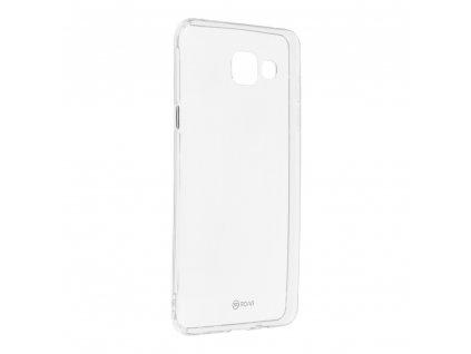 Pouzdro Roar Transparent Tpu Case pro Samsung Galaxy A5 (2016) transparentní