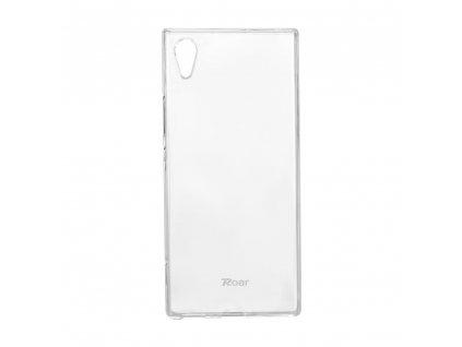 Pouzdro Roar Transparent Tpu Case pro Sony XPERIA XA1 transparentní
